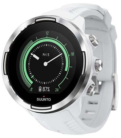 Suunto 9 Baro ABC watch