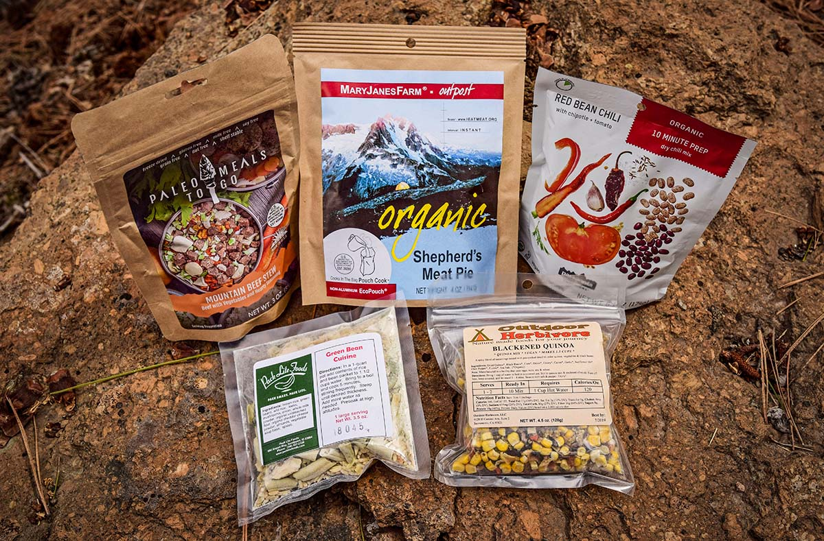 Best Backpacking Meals Of 2021 Switchback Travel