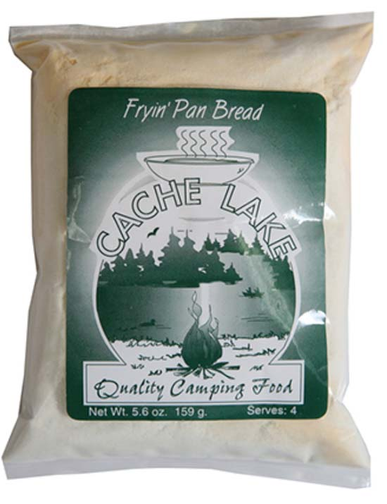 Cache Lake backpacking food