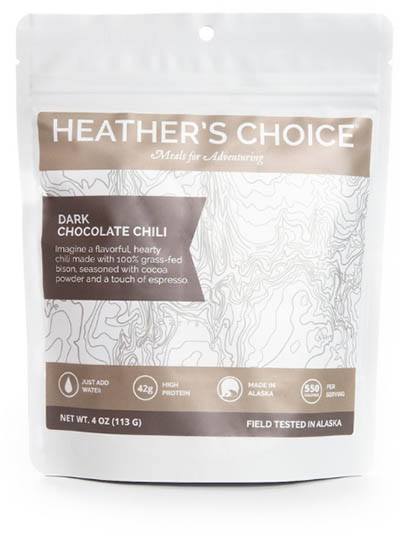 Heather's Choice Backpacking Meals