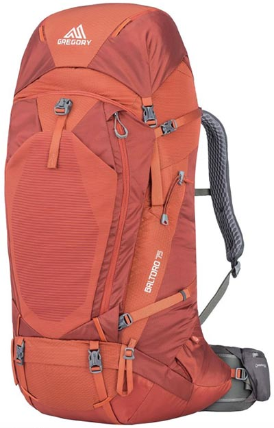 Gregory Baltoro 75 backpacking pack