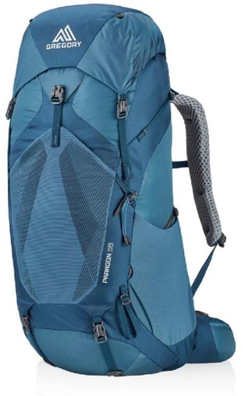 Gregory Paragon 58 backpacking pack