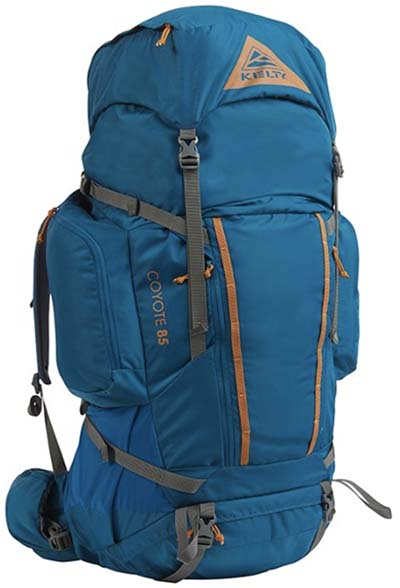 Kelty Coyote 85 backpacking pack