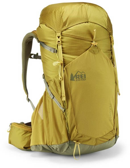 REI Flash 55 backpacking pack