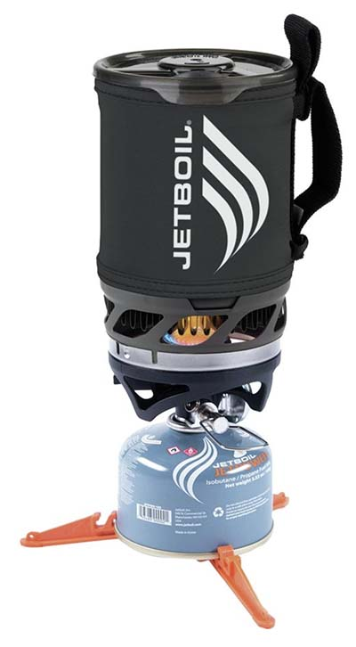 Backpacking Stoves (Jetboil MicroMo)