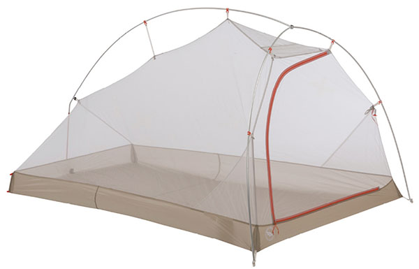 Big Agnes Fly Creek Solution Dye backpacking tent