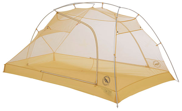 Big Agnes Tiger Wall UL2 Solution Dye backpacking tent 2