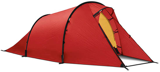 Hilleberg Nallo 2P backpacking tent