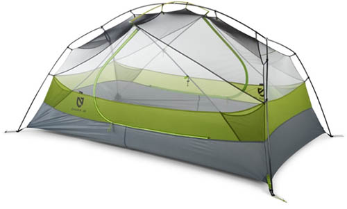 Nemo Dagger 2P backpacking tent