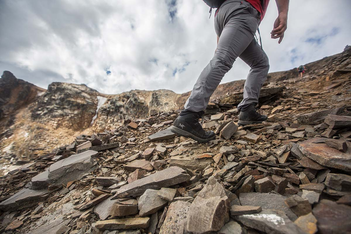 Hiking Boot (Arc'teryx Acrux TR scree field)