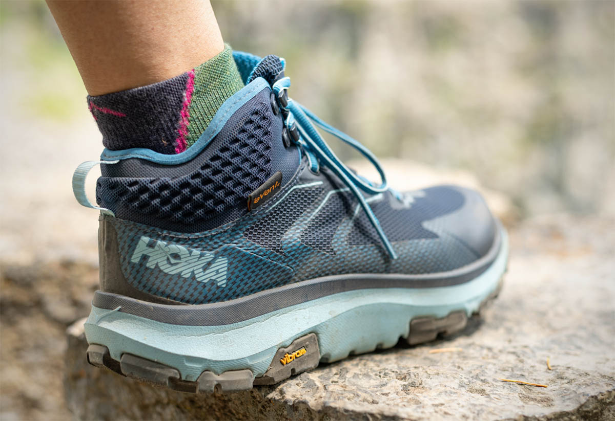 Hiking Boots (Hoka midsole)