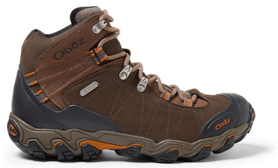 Oboz Bridger Mid BDry hiking boot