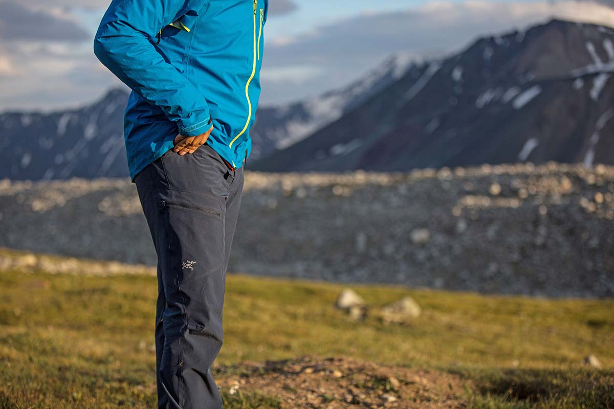 Arc'teryx Lefroy (AirPerm fabric)