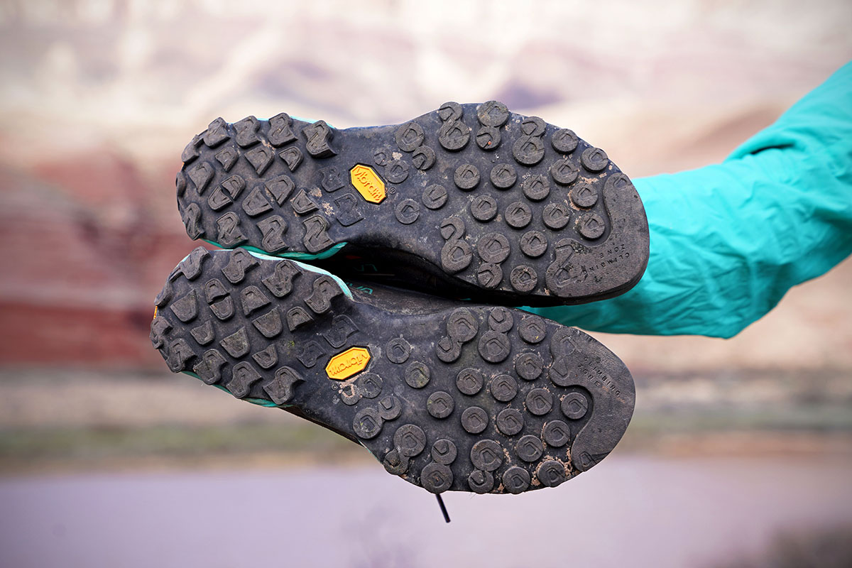 Hiking shoes (La Sportiva TX4 traction)