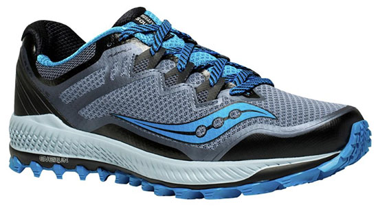 Saucony Peregrine 8 shoes