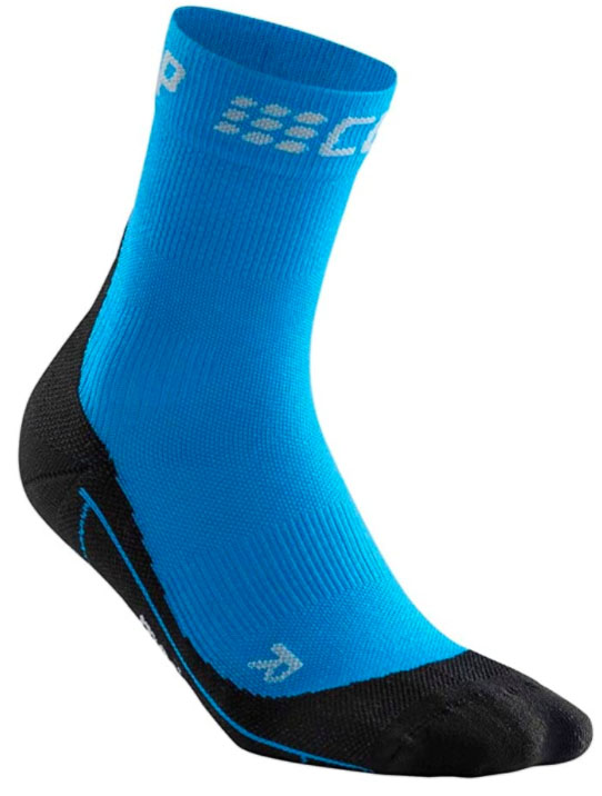CEP Trail Merino Mid Cut Compression sock