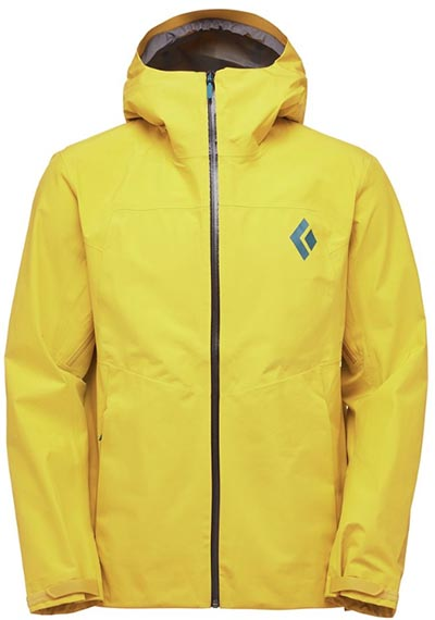 Black Diamond Liquid Point rain jacket