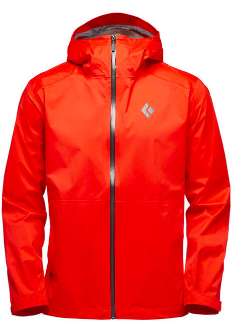 Black Diamond StormLine Stretch rain jacket