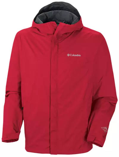 Columbia Watertight II waterproof rain jacket