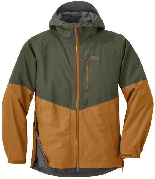 Outdoor Research Foray rain jacket