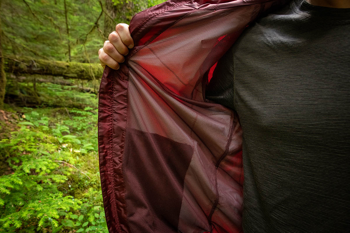 Rain jacket (2-layer Columbia Watertight II)
