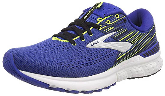 c3c52ce3be6 Brook Adrenaline GTS 19 running shoes