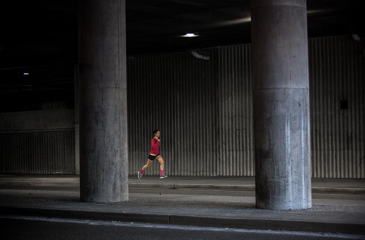 Running Shoes (underpass)