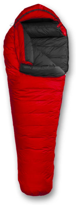 Feathered Friends Snowbunting sleeping bag