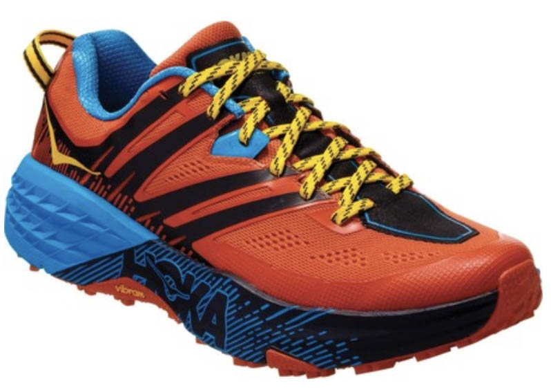 Hoka One One Speedgoat 3 trail-running shoe