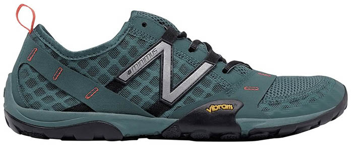 a666f71958cda New Balance Minimus 10v1 trail-running shoes