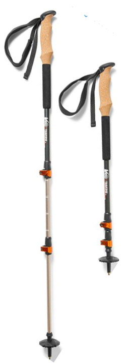 REI Co-op Traverse trekking poles