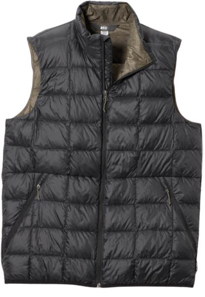 REI Co-op 650 Down Vest 2.0 black