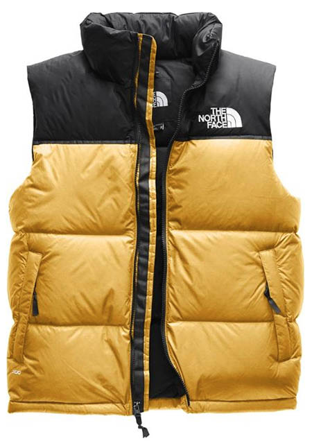 The North Face Retro Nuptse Down Vest