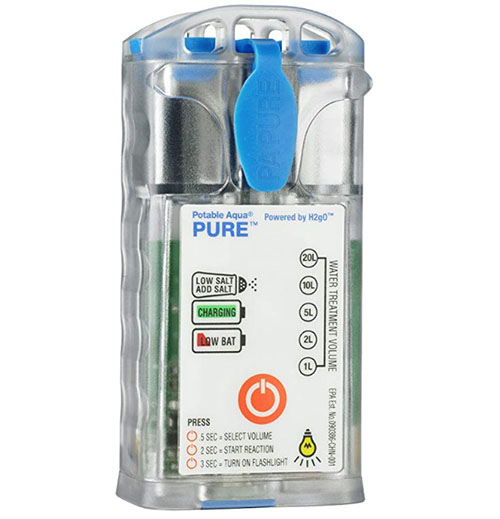 Potable Aqua Pure Electrolytic Purifier