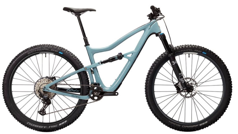 Ibis Ripley Deore mountain bike