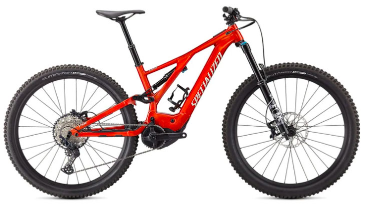 Specialized Turbo Levo Comp mountain bike