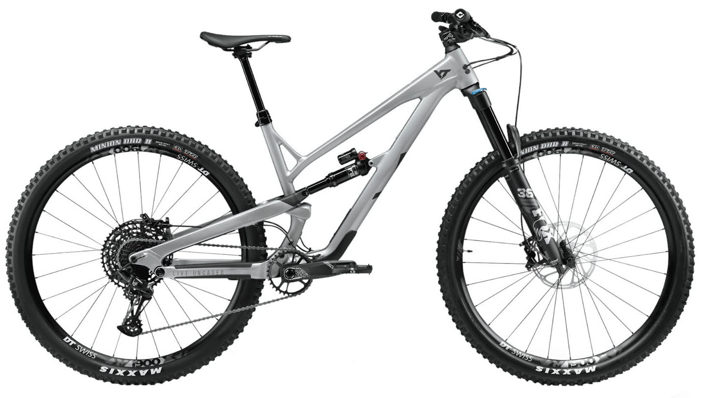 YT Jeffsy Core 2 bike