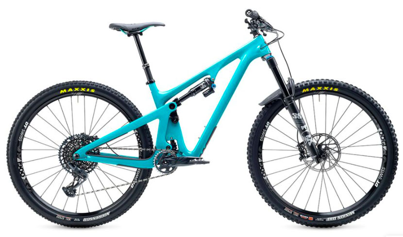 Yeti Cycles SB130 Carbon C2 GX Eagle bike