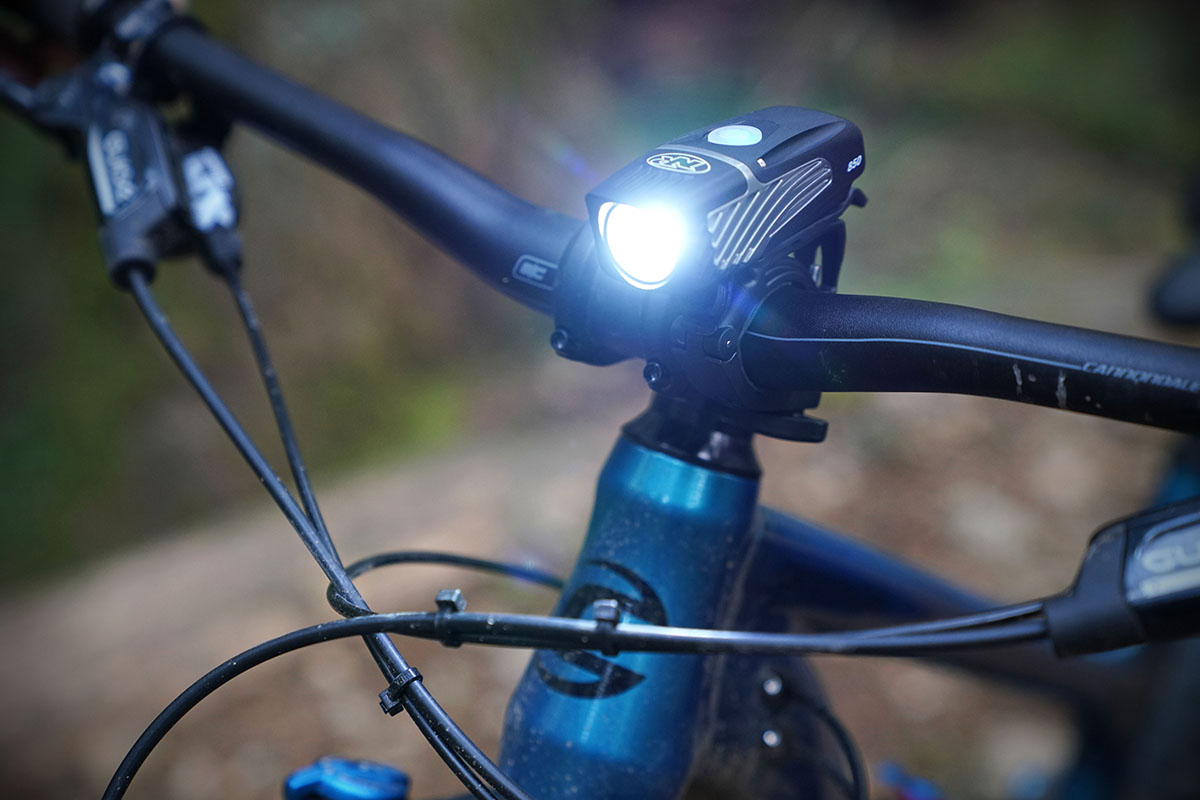 Bike light (shining)