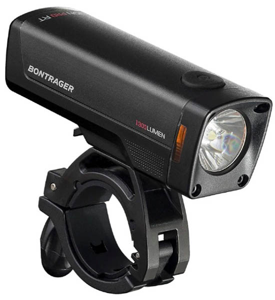 Bontrager Ion Pro RT bike light