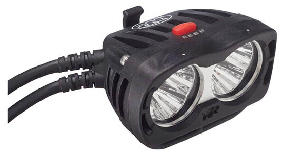 NiteRider Pro 4200 bike light