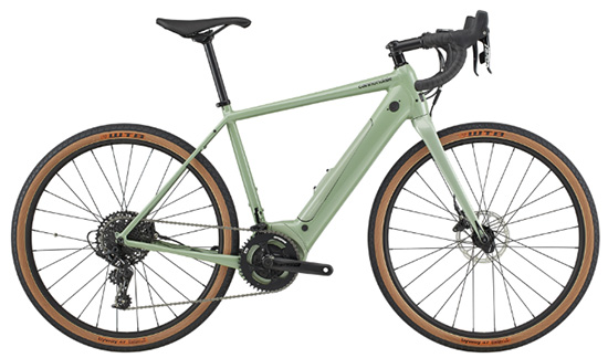 Cannondale Synapse Neo SE gravel bike
