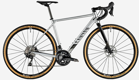 Canyon Grail AL 7.0 gravel bike
