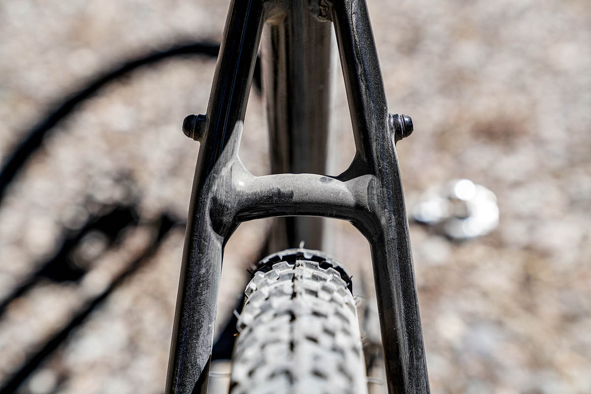 Gravel bike (tire clearance)