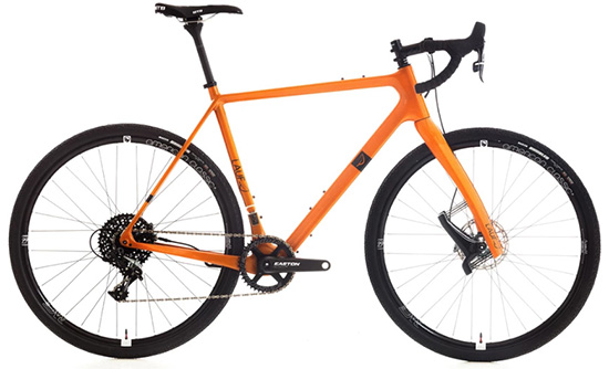 Lauf True Grit Race gravel bike