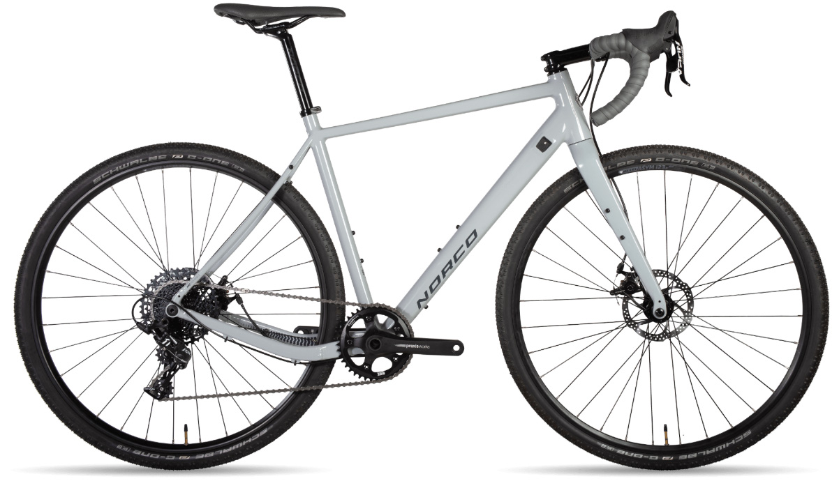 Norco Search XR Aluminum Apex 1 gravel bike
