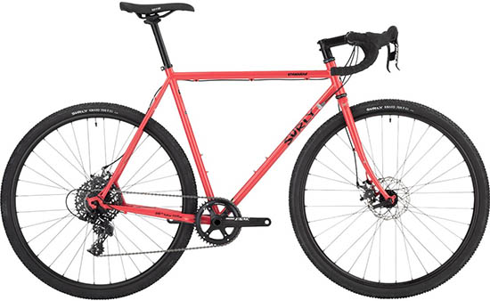 Surly Straggler gravel bike