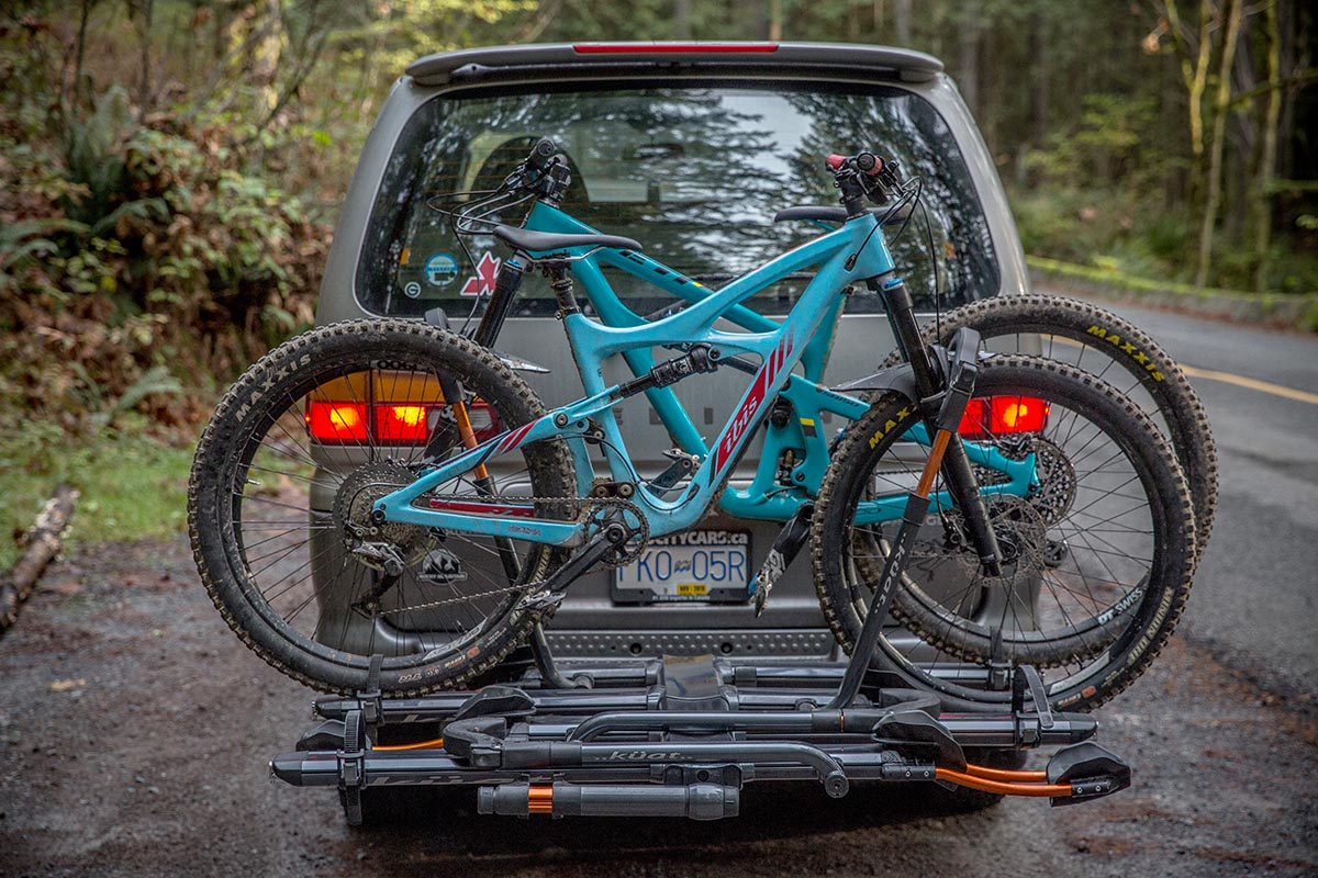 Best Hitch Mount Bike Rack >> Best Hitch Bike Racks Of 2019 Switchback Travel