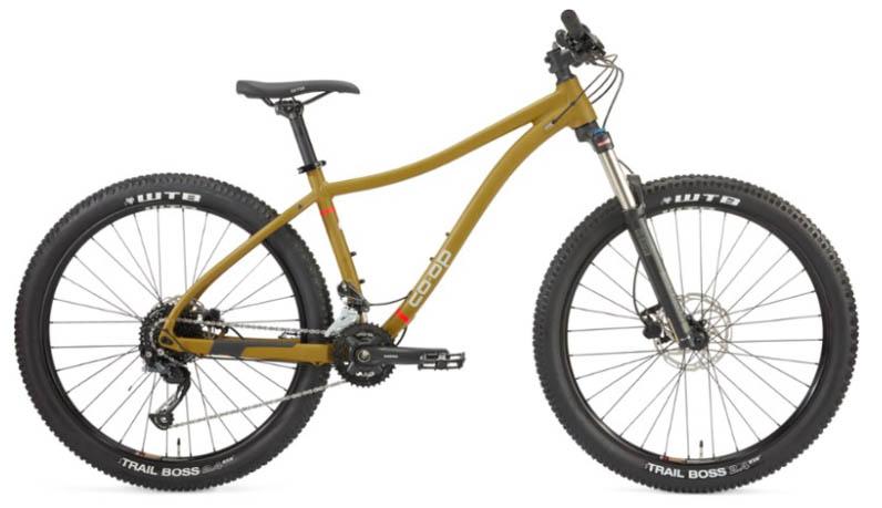 Bicicleta de montaña Co-op Cycles DRT 1.2