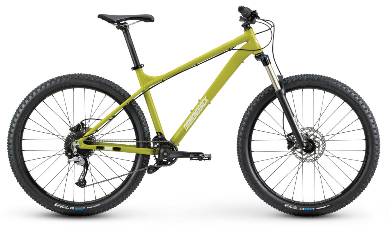 Bicicleta de montaña Diamondback Line 27.5